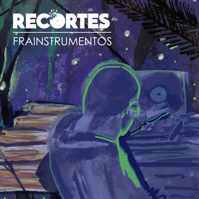Album cover for Recortes by Frainstrumentos