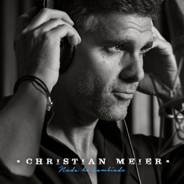 Album cover for Nada Ha Cambiado by Christian Meier
