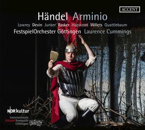 Handel: Arminio, HWV 36 Albümü