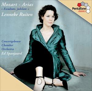 Mozart: Arias Albumcover
