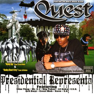 Presidential Representa Albumcover