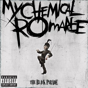 The Black Parade Albumcover