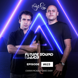 Uplifted To Another High Glow (FSOE 623) - Ciaran McAuley Mashup cover art
