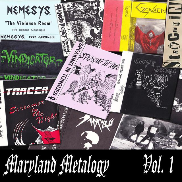 Maryland Metalolgy Vol 1 Albumcover