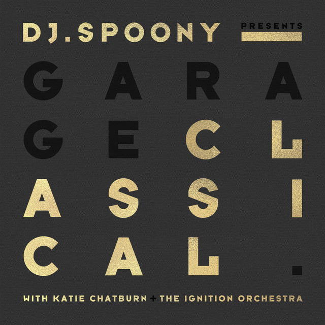 Album cover for Garage Classical by DJ Spoony