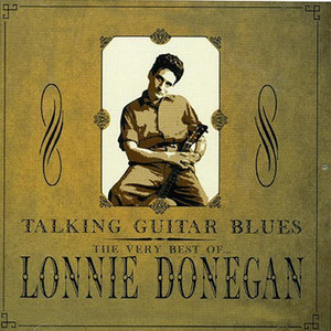 Lonnie Donegan & His Skiffle Group Talking Guitar Blues cover