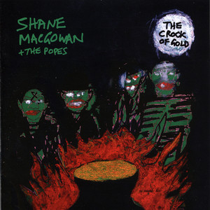 Shane MacGowan, The Popes Rock 'N' Roll Paddy cover