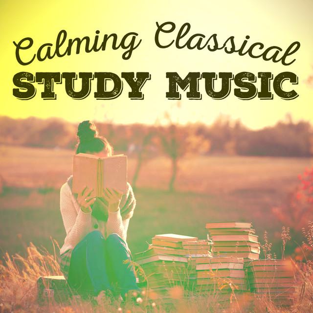 Calming Classical Study Music Albumcover