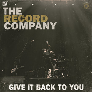 Give It Back To You album