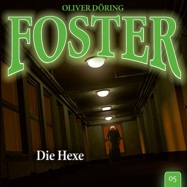 Folge 5: Die Hexe (Oliver Döring Signature Edition) Cover