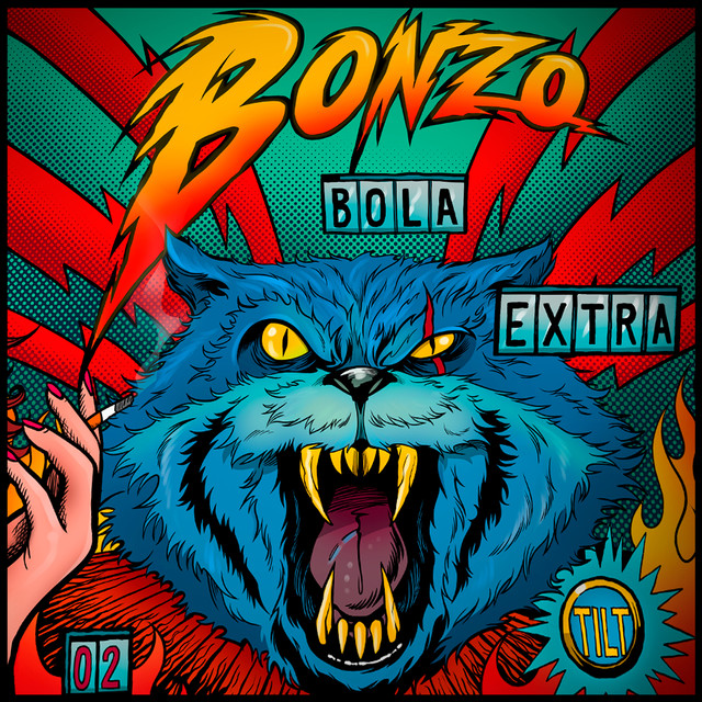 Album cover for Bola Extra by Bonzo
