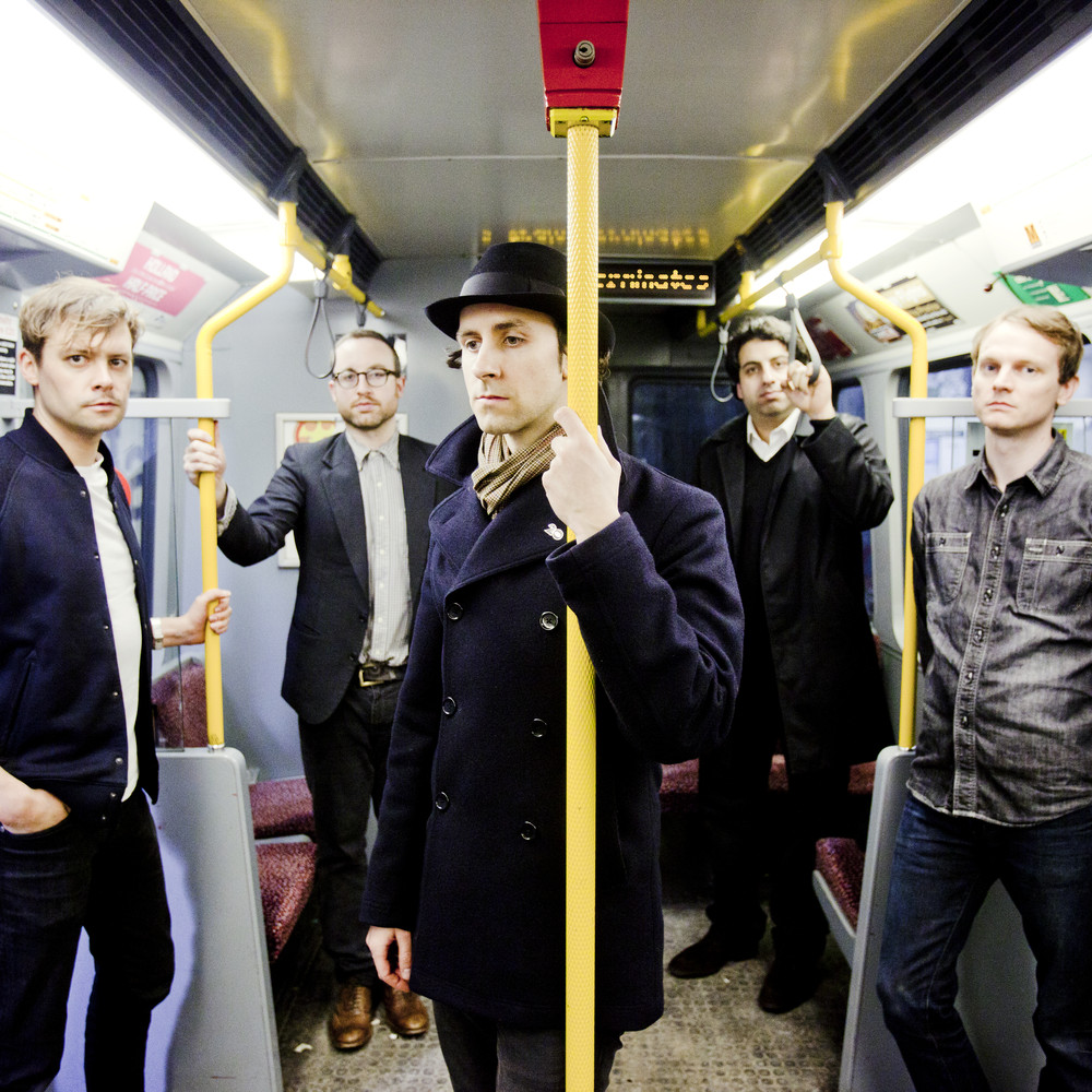 Maximo Park tickets and 2018 tour dates