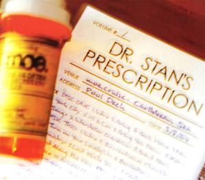 Dr. Stan's Prescription, Volume 1