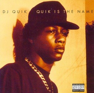 Quik Is The Name Albumcover