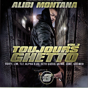 Toujours Ghetto Volume 3 album