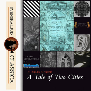 A Tale of Two Cities (unabridged) Audiobook