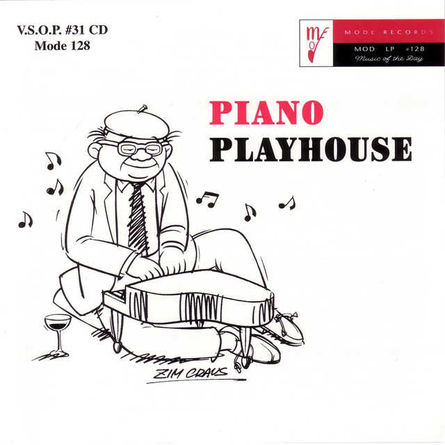 Various Artists Piano Playhouse album cover