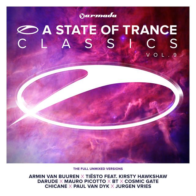 Armin van Buuren A State Of Trance Classics, Vol. 9 album cover