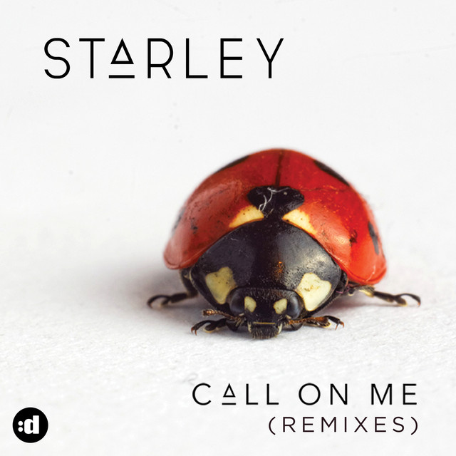 Album cover for Call On Me (Remixes) by Starley