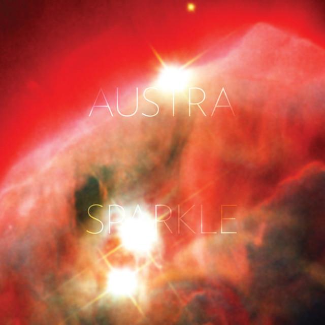 Austra Sparkle album cover