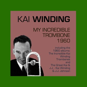 My Incredible Trombone 1960 album