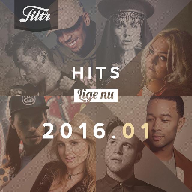Various Artists Filtr Hits lige nu 2016.01 album cover