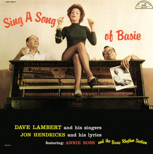 Sing a Song of Basie album