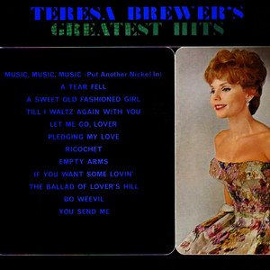 Teresa Brewer's Greatest Hits album