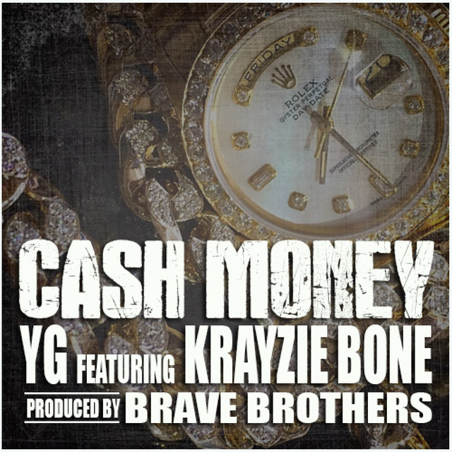 Cash Money (feat. Krayzie Bone) - Single