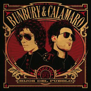 Bunbury, Andrés Calamaro Crimen cover