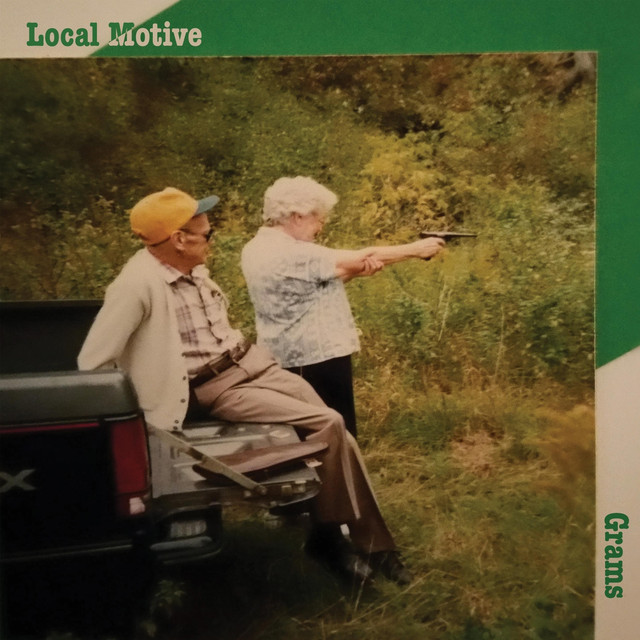 Album cover for Grams by Local Motive
