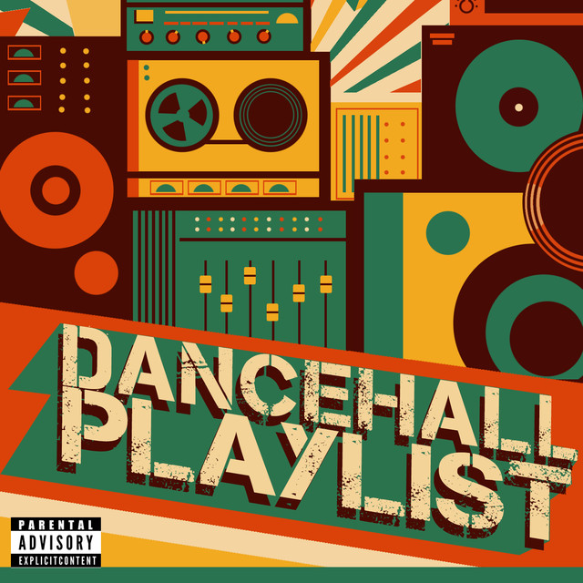 Dancehall Playlist Albumcover