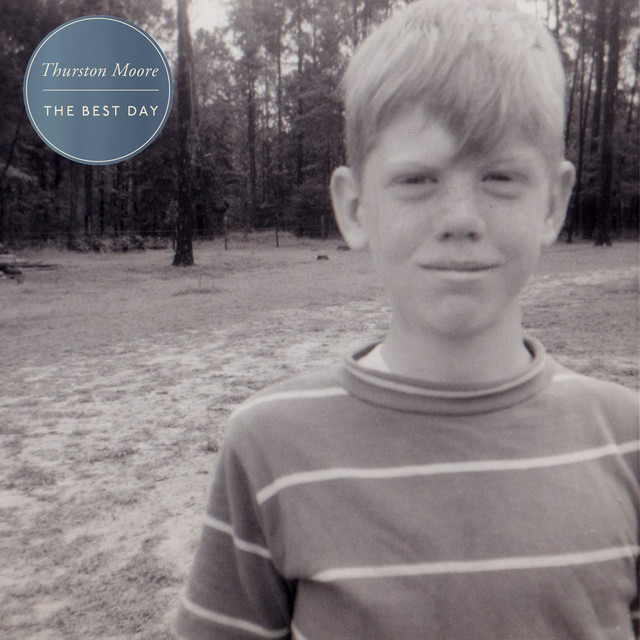 Thurston Moore The Best Day album cover