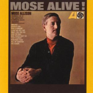 Mose Alive! album