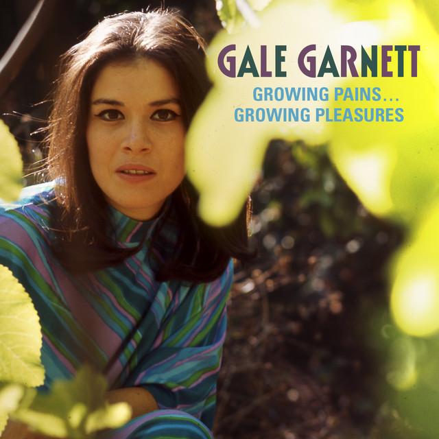 Gale Garnett Growing Pains, Growing Pleasures album cover