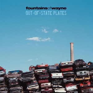 Out-Of-State Plates Albumcover