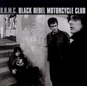 Black Rebel Motorcycle Club Rifles cover