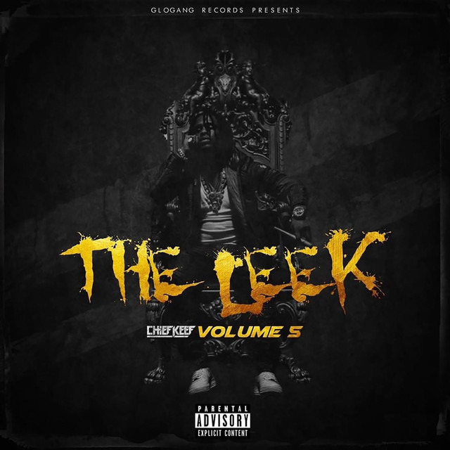 Album cover for The Leek (Vol. 5) by Chief Keef