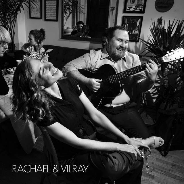 Album cover for Rachael & Vilray by Rachael & Vilray