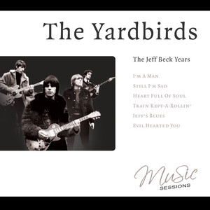 The Yardbirds: The Jeff Beck Years album
