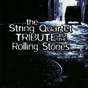 The String Quartet Tribute to The Rolling Stones Albumcover