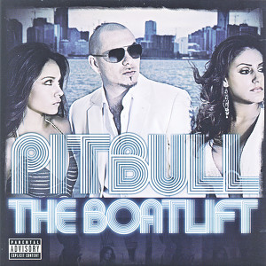 The Boatlift Albumcover