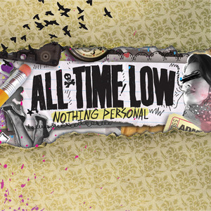 All Time Low Therapy cover