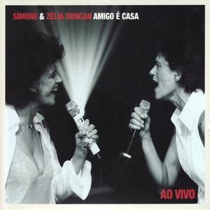Amigo É Casa (Ao Vivo) Albumcover