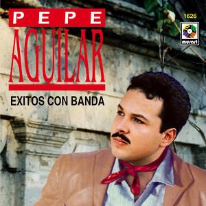 Exitos Con Banda - Pepe Aguilar Albumcover