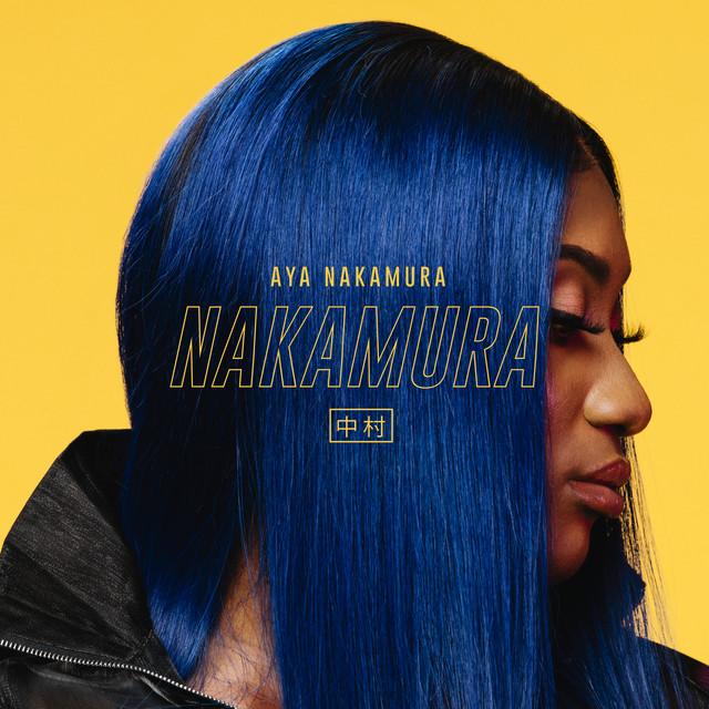 Album cover for NAKAMURA by Aya Nakamura