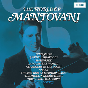 Mantovani Me & My Shadow cover