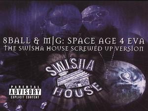 Space Age 4 Eva - Chopped & Screwed album