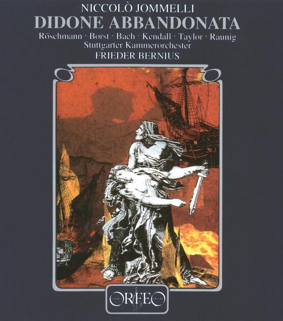 Jommelli: Didone abbandonata (3rd Version)