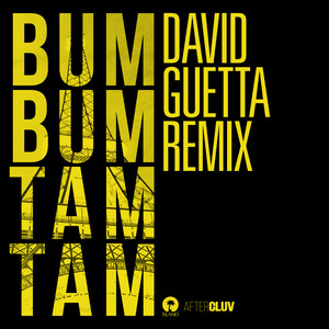 Bum Bum Tam Tam (David Guetta Remix) Albümü